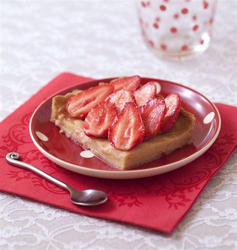 tarte aux fraises p 226 te sabl 233 e et cr 232 me p 226 tissi 232 re les meilleures recettes de cuisine d 212 d 233 lices
