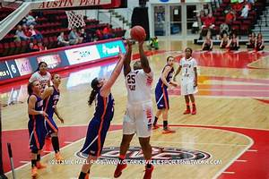 Austin Peay Women's Basketball drops home game 65-50 to ...
