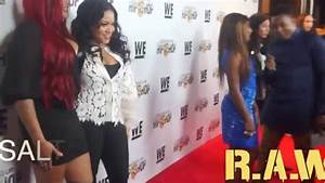 Growing Up HIP HOP PREMIERE PARTY RED CARPET - YouTube