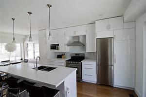 Ikea Küche Abstrakt : ikea abstrakt white kitchen modern kitchen toronto by ts kitchen projects ~ Markanthonyermac.com Haus und Dekorationen