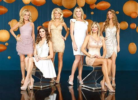 Spicy Blonde Added To 'real Housewives Of Orange County