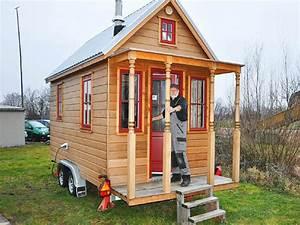 Tiny House In Deutschland : tiny house die gro e idee vom kleinen haus auf r dern staufen badische zeitung ~ Markanthonyermac.com Haus und Dekorationen