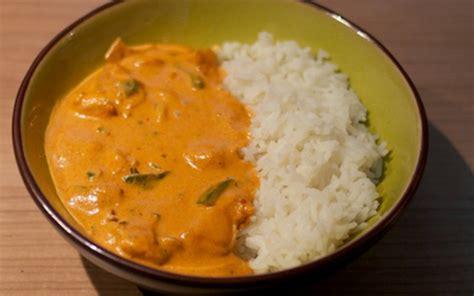 recette poulet coco curry simple gt cuisine 201 tudiant