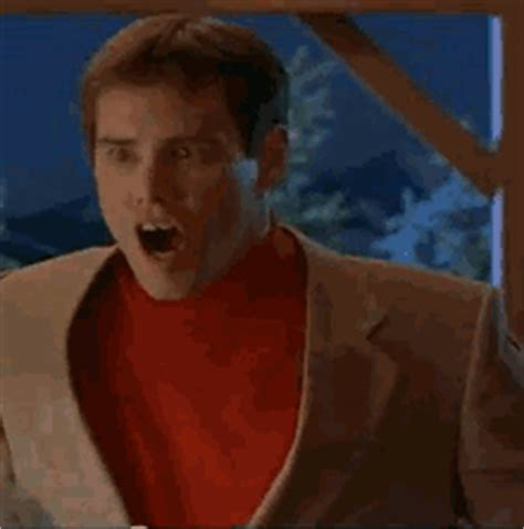 Dumb And Dumber Bathroom Animated Gif by Jim Carrey Gifs Find On Giphy