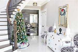 Esstisch Weihnachtlich Dekorieren : treppenhaus weihnachtlich dekorieren und die g ste willkommen hei en fresh ideen f r das ~ Markanthonyermac.com Haus und Dekorationen