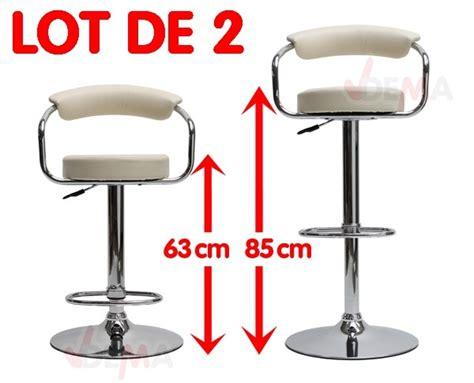 tabouret bar table haute cr 232 me r 233 glable de 630 224 850 mm lot de 2 dcoration extrieure