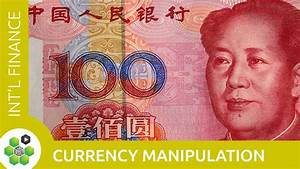 Dear China: Thank You for Manipulating Your Currency by ...