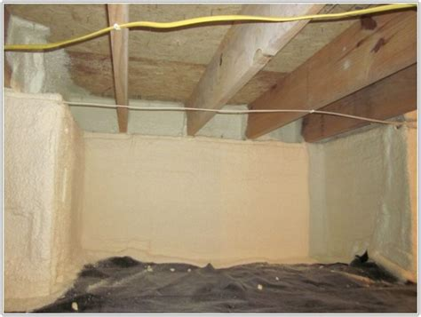 insulating crawl space with dirt floor flooring home