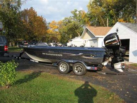 Warrior Boats Inc Melrose Mn by Used Boat Trailers For Sale In Va
