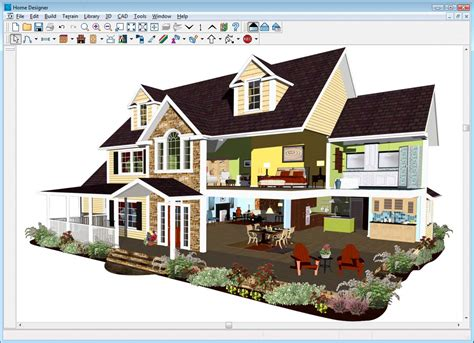 Programs For Designing Houses  Homes Floor Plans