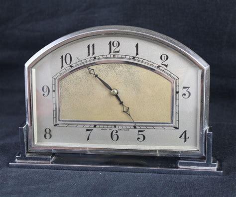 deco clock 254767 sellingantiques co uk