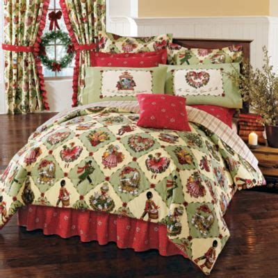Domestications Bed In A Bag by Theme Bedrooms Christmas Theme Bedding
