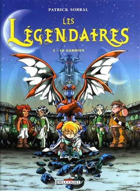 Les Légendaires Tome 02  Le Gardien Otakiacom