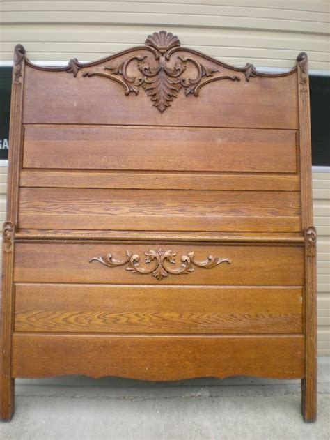 antique beds for antique oak high back bed antiques guest rooms and beds