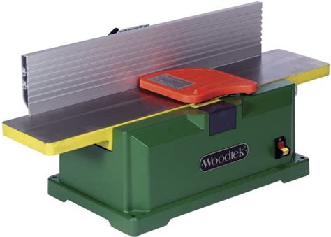 Planer Jointer Woodtek 115955, Machinery, Jointers