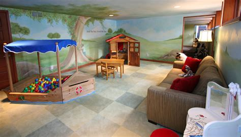 35 Awesome Kids Playroom Ideas