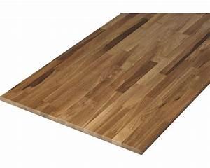 Holzplatte Massiv Eiche : leimholzplatte eiche b c 18x200x800 mm bei hornbach kaufen ~ Markanthonyermac.com Haus und Dekorationen