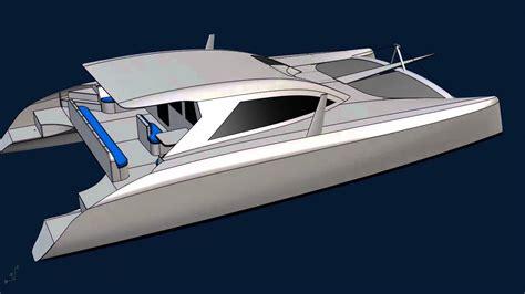 Schionning Catamaran Design by G Force 1500 Sailing Catamaran Schionning Designs Cad