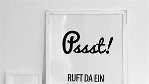 Bilder Für Die Wand : sch ne spr che f r die wand ~ Markanthonyermac.com Haus und Dekorationen