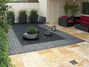 Kleine Terrasse Gestalten : terrasse garten gestalten ~ Markanthonyermac.com Haus und Dekorationen