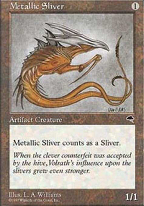 Mtg Sliver Deck Tapped Out by Prophetryu Mdn