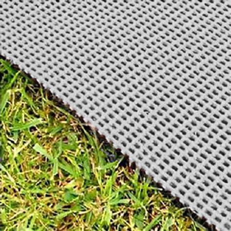 tapis de sol 450gr gris 4 x 2 5 m cing car caravane cing