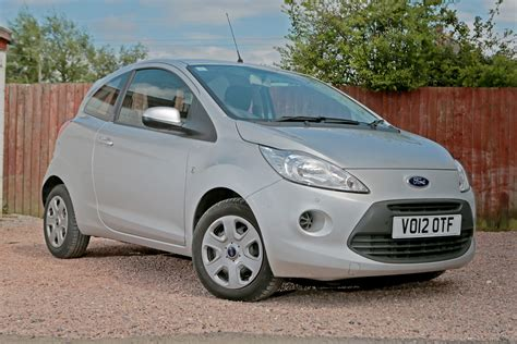 Used Ford Ka Review  Auto Express