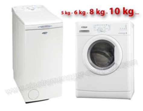 guide d achat d un lave linge electromenager compare