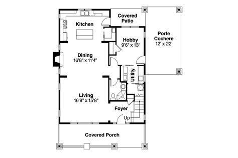 Bungalow House Plans-blue River-associated Designs