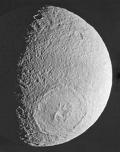 Craters in the Solar System - Pics about space