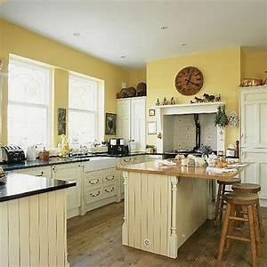 Kräuter Für Die Küche : frische farben f r die k che 58 wohnideen in gelb ~ Markanthonyermac.com Haus und Dekorationen