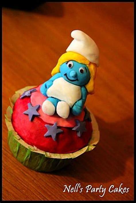 muffins us 224 la vanille et pepites de chocolat d 233 co p 226 te 224 sucre schtroumpfette 192 voir
