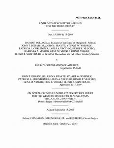 US Court of Appeals for the Third Circuit - Pollock v ...
