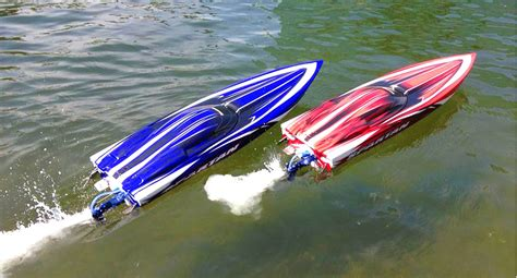 Traxxas Spartan Remote Control Boats For Sale by Rc Adventures Duelling Traxxas Spartan Speed Boats And