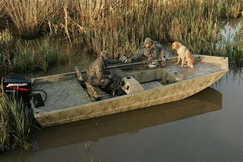 One Man Boats For Sale In Sc by Research Tracker Boats Grizzly 1860 Sc Blind Duck Hunting