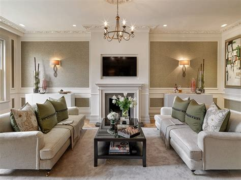 Living Room Interior Design Ideas Uk by Inside Surrey S Alderbrook House That Scooped Gold In