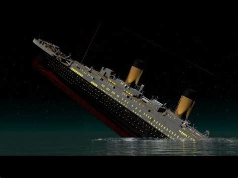 new and improved titanic of a titan t h cooney daikhlo
