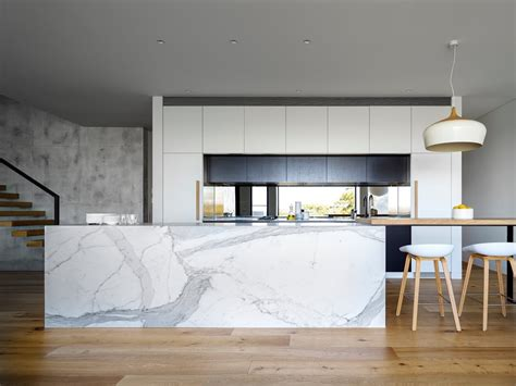36 Marvellous Marble Kitchens That Spell Luxury Yellow Kitchen Valances White And Melbourne Contemporary Kitchens Rustic Decor Light Fixtures My Cottage Neutral Colors Thai Urban Chicago Il