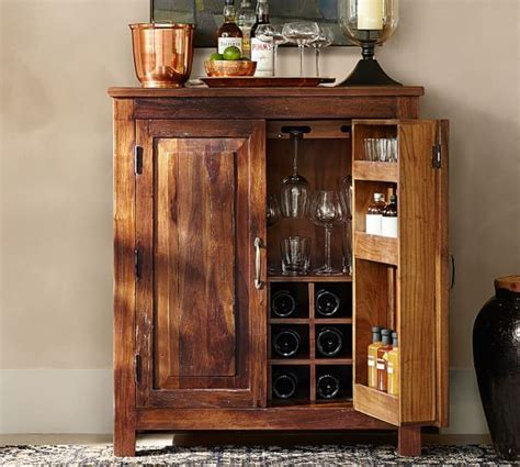 17 best ideas about bar cabinets on built in