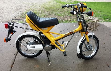 Honda Express Ii Moped For Sale