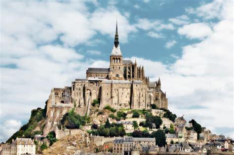 abbaye du mont michel monument le mont michel