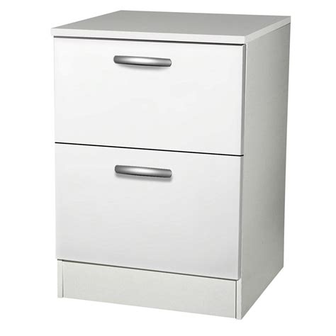 interesting meuble de cuisine bas tiroirs blanc hx lx pcm leroy merlin with kit tiroir casserolier