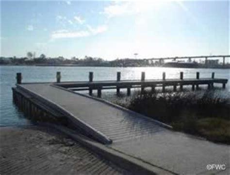 Public Boat Launch Coronado by Public Boat Rs Pensacola Escambia County Florida