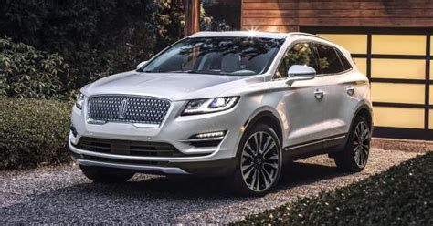 2019 Lincoln Mkc Redesign  Without Hybrid Version  Suv Trend