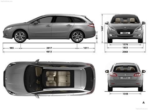 peugeot 508 sw 2011 picture 41 of 41