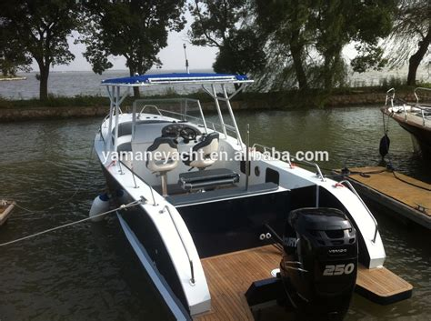 Top Center Console Boats by Aluminum Center Console Bimini Top Fishing Boat 26ft Buy