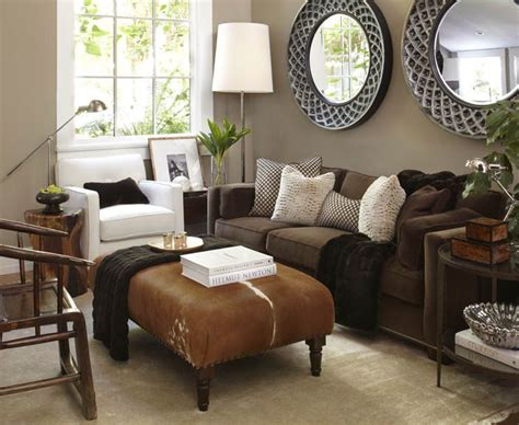 Brown Living Rooms Decorating With Color Sofas & Loveseats Living Room Furniture Macy Decorate Kitchen Combo 15 X 18 Retro Photos One Decorating Ideas In The Philippines Layout Pinterest