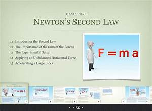 eBook Available on Newton's Second Law of Motion ...