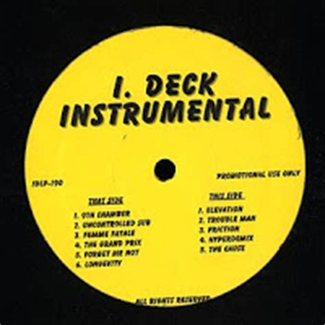 strictly beats inspectah deck uncontrolled substance