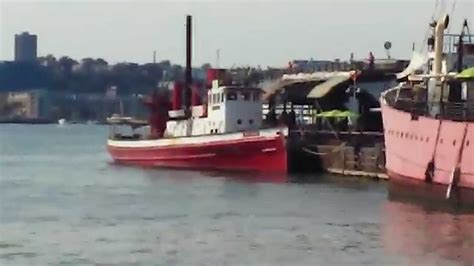 Fdny Fireboat John J Harvey by Historic Fdny Fireboat John J Harvey Aka Marine 2 Spotted